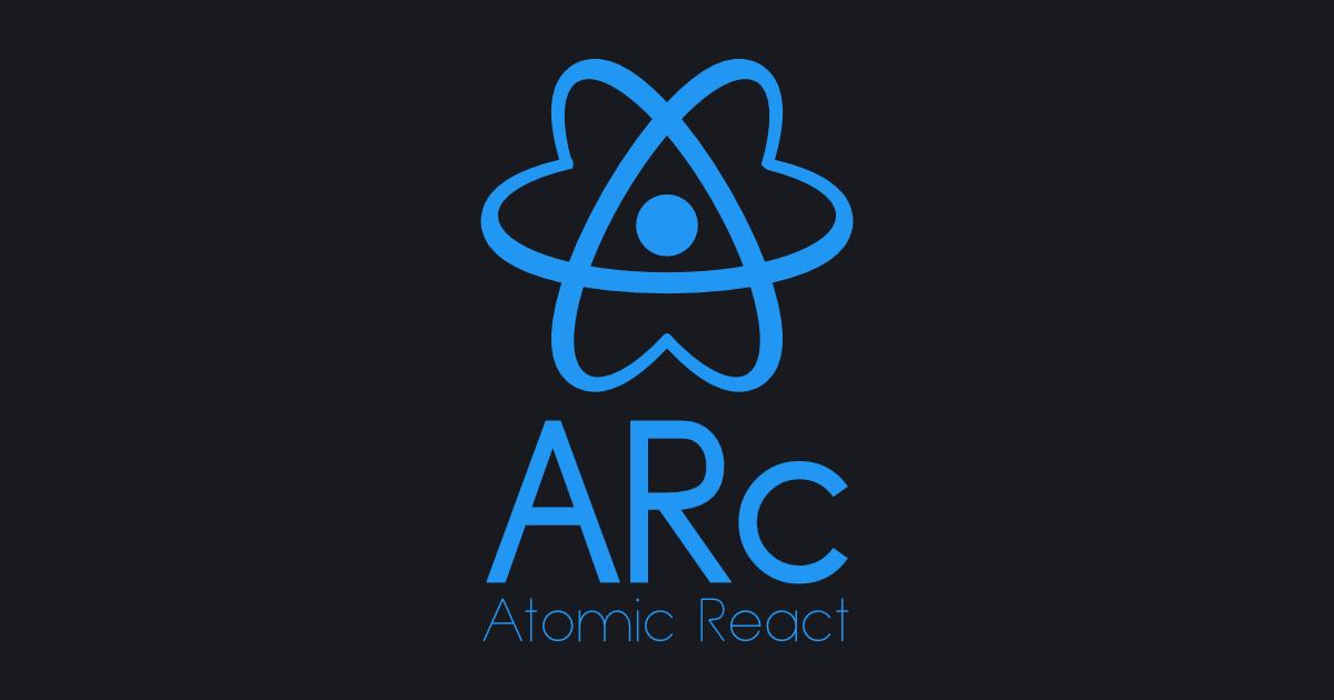 Atomic React